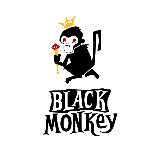 Black Monkey logo