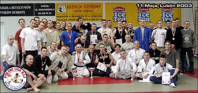 Polish BJJ League 2003