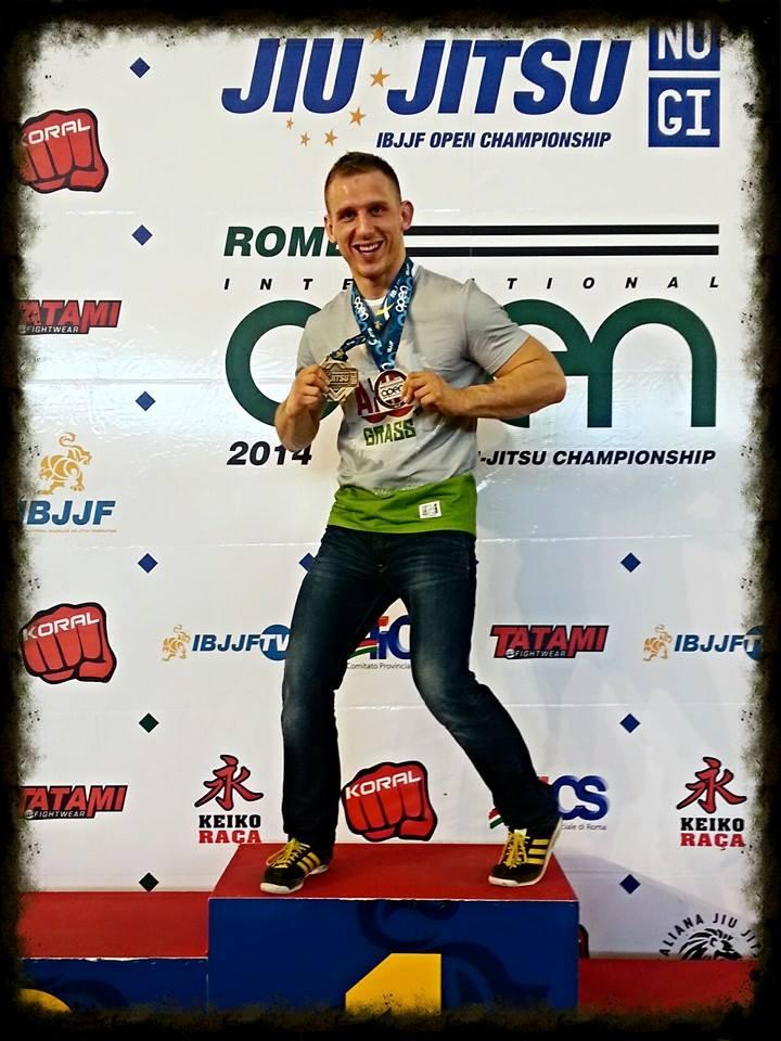 IBJJF Rome Open 2014