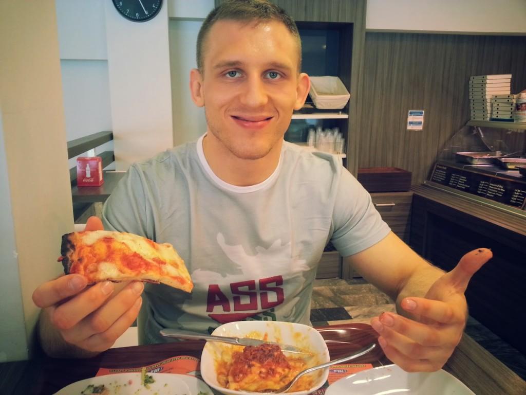 Pizza & Lasagna