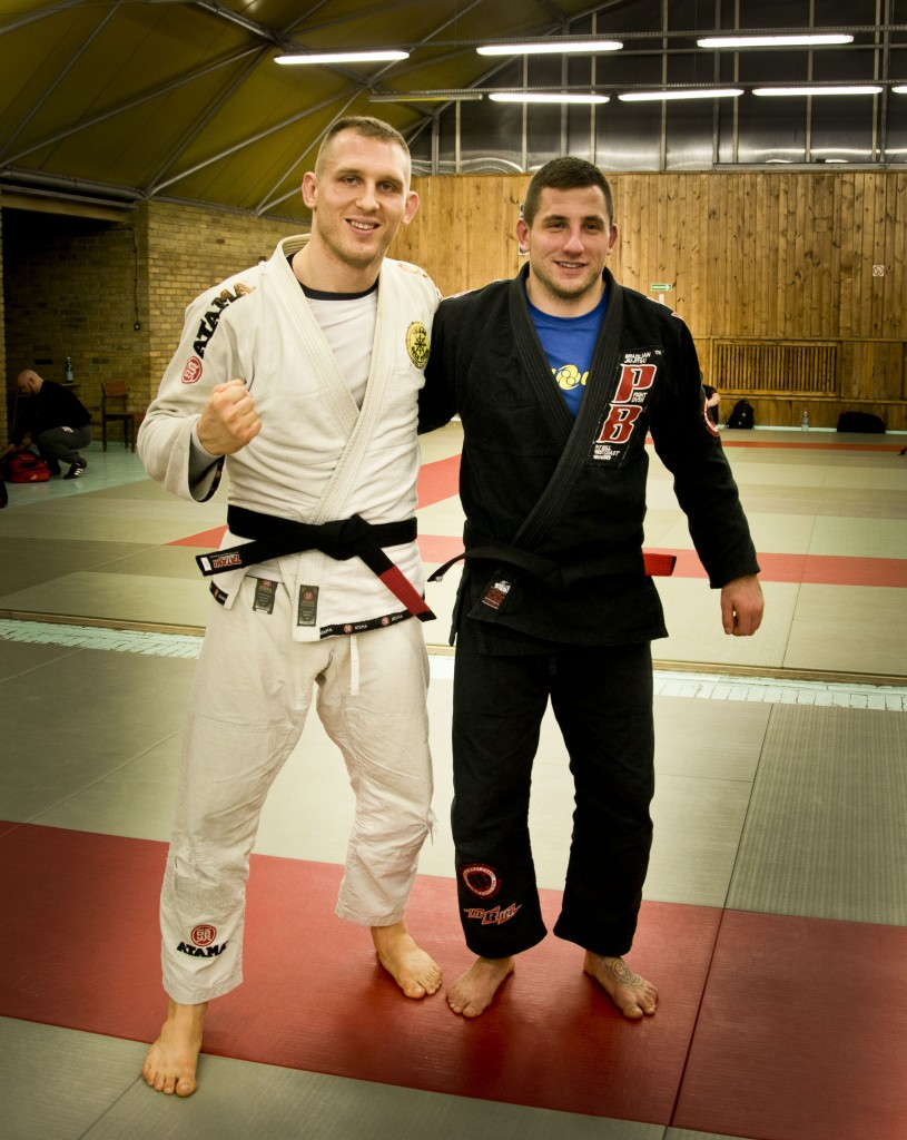 Black Belt Tomasz Pilarski